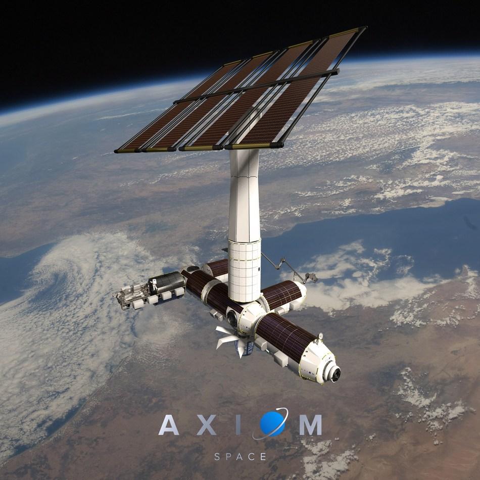 Axiom Space 2 © Axiom Space