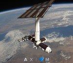 Thales Alenia Space débute la construction des modules pour la station spatiale privée d'Axiom