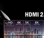 HDMI 2.1, 2.0, 1.4 : tout comprendre aux normes et câbles HDMI