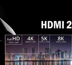 HDMI 1.4, 2.0 ,2.1 : Tout comprendre aux normes et câbles HDMI