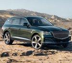 Genesis, filiale de luxe de Hyundai, confirme son SUV électrique, le GV80, pour 2021