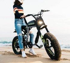 Super73 annonce deux nouveaux vélos électriques affichant 2000 W et 120 km d'autonomie