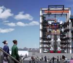 Le Japon construit un Gundam de 18 mètres de haut, capable de marcher
