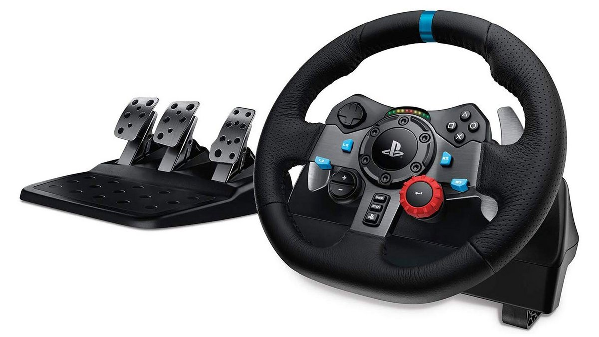 logitech driving