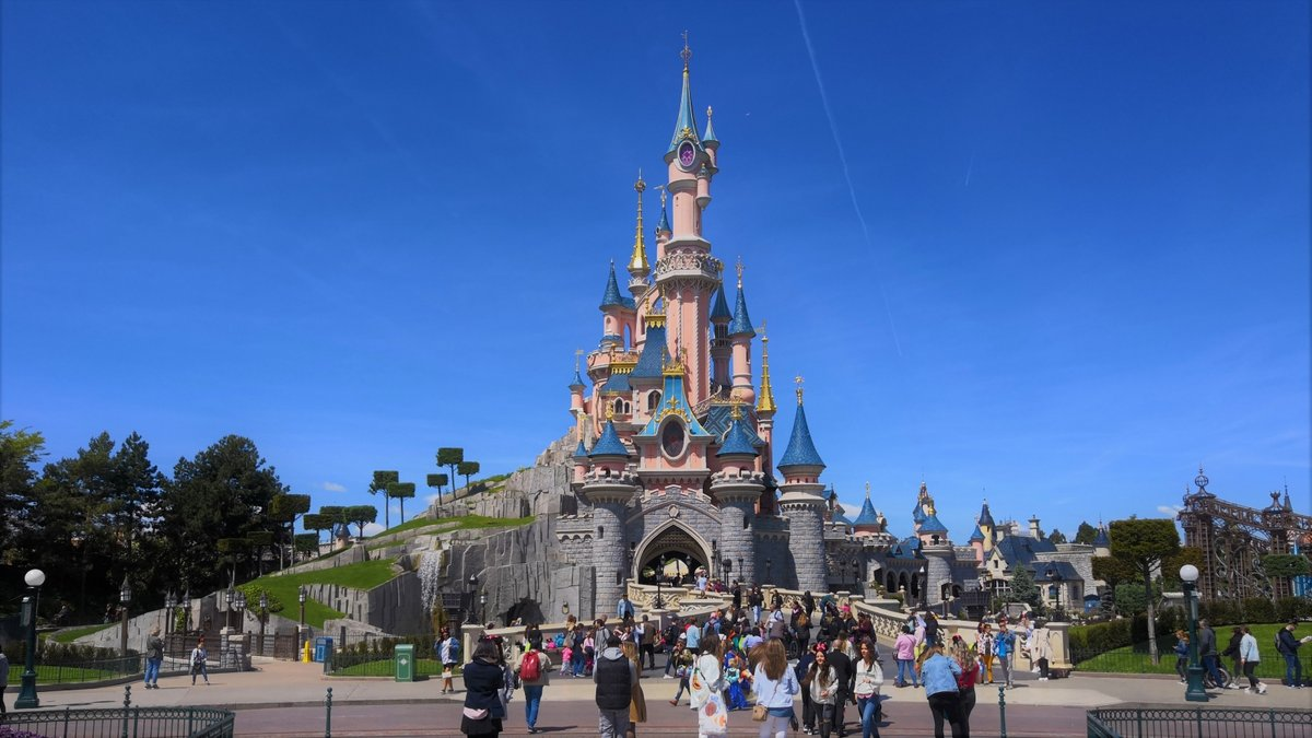 Disneyland-Paris-chateau.jpg © Alexandre Boero pour Clubic