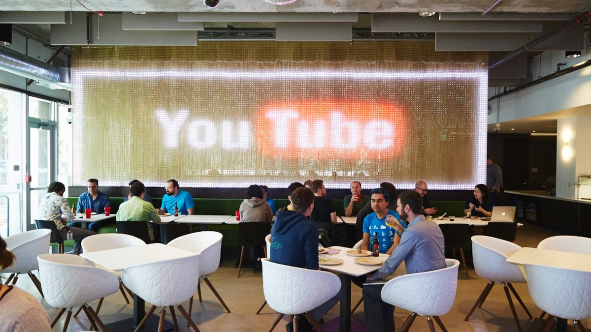 youtube-googleplex.jpg © Google