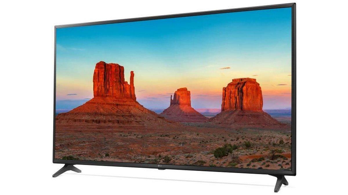 TV Lg 4k 49um