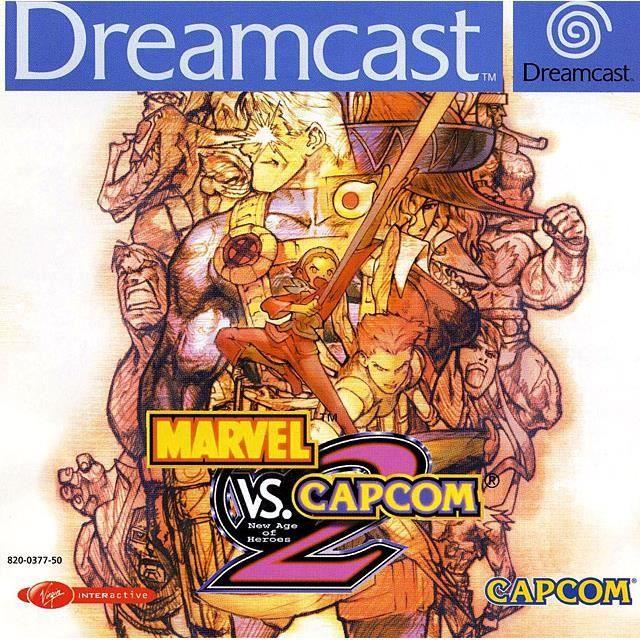Marvel Capcom 2
