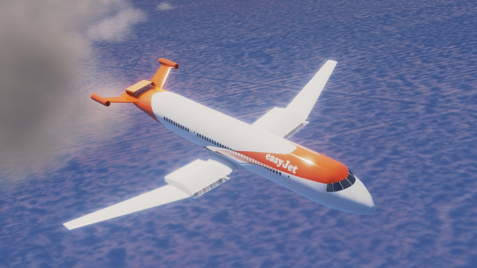 Échelle des plans pour le fameux avions