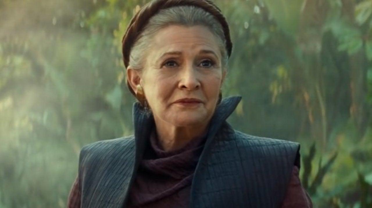 Star Wars : l'Ascension de Skywalker : comment les effets spéciaux ont ramené Leïa à la vie