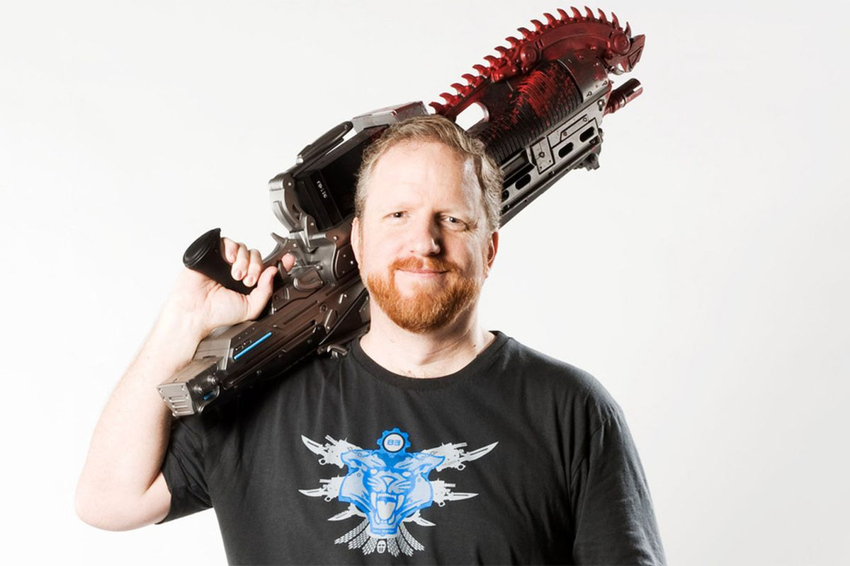 Rod Fergusson Gears of War