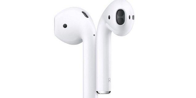 Prix choc sur les écouteurs bluetooth Apple AirPods 2 à moins de 135€ !