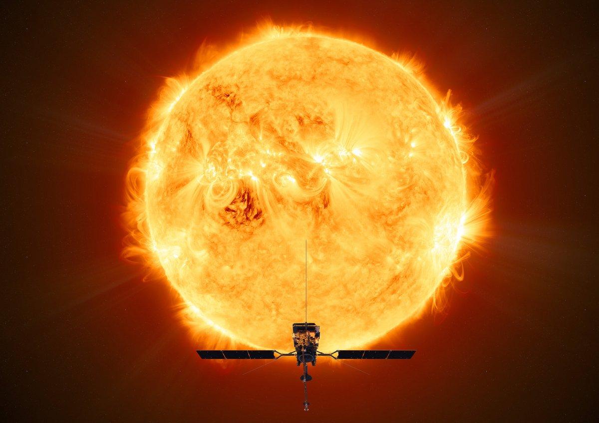 Solar Orbiter vs soleil