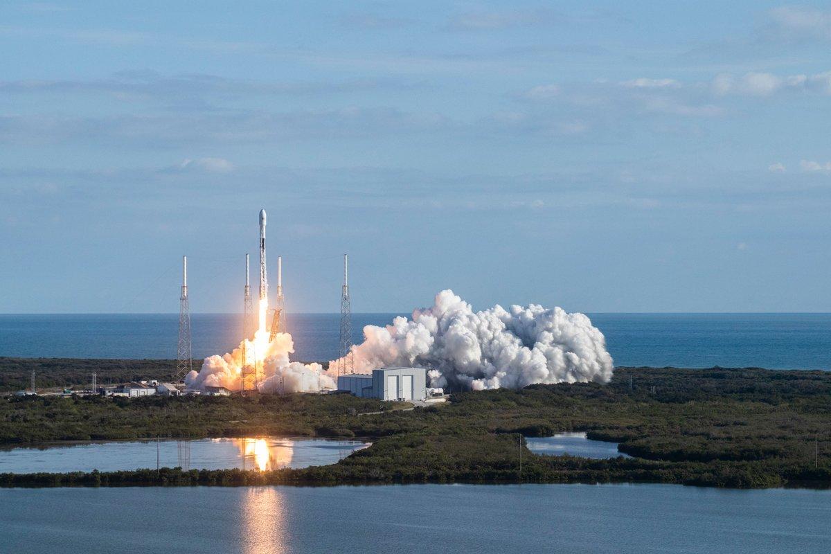 starlink lancement