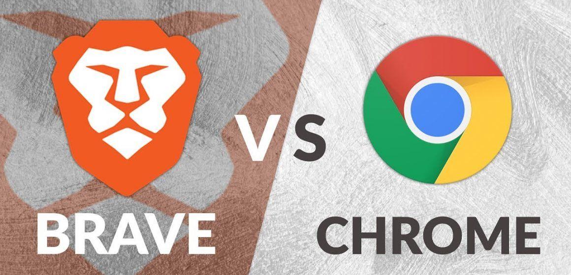 Brave vs Chrome 2