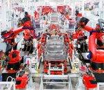 Chine : en juin, environ une voiture électrique sur quatre vendue était une Tesla