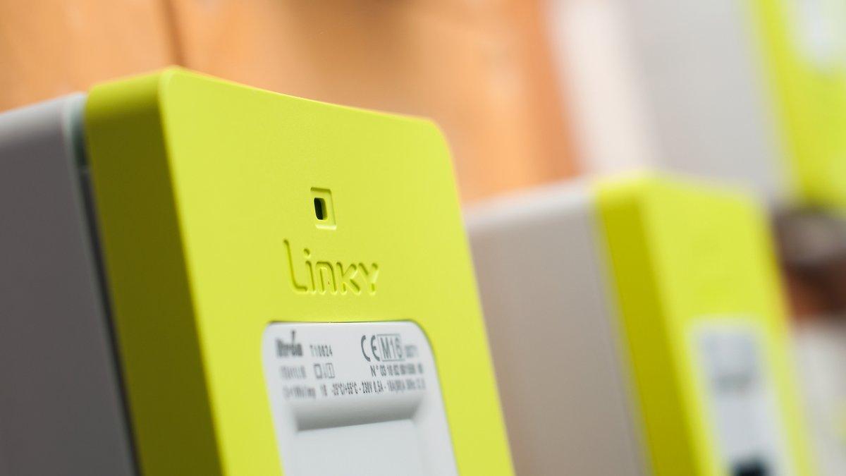 Compteur Linky © NeydtStock / Shutterstock.com