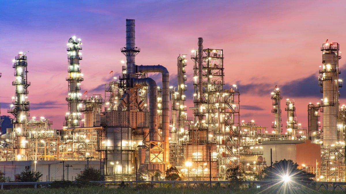 raffinerie pétrole © shutterstock.com