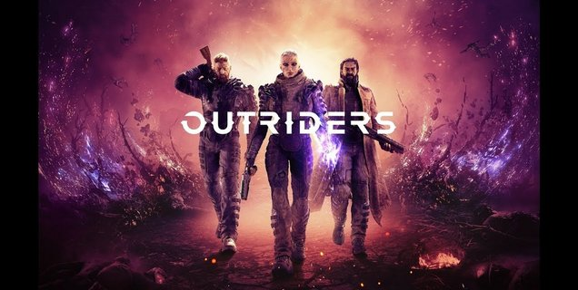 Outriders, le RPG coop de Square Enix, se dévoile sur PS5 et Xbox Series X