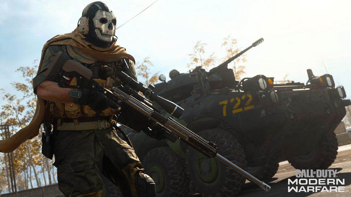 Call of Duty Modern Warfare Saison 2