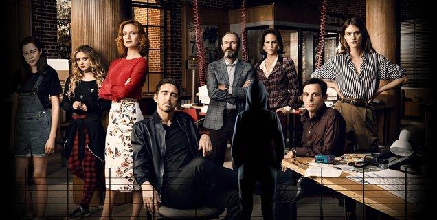 """Le veilleur d'écran[s] S02E07 📺 Halt and Catch Fire ou la passionnante """"histoire"""" de l'informatique"""