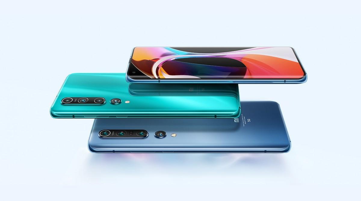 Xiaomi Mi 10 Mi 10 Pro