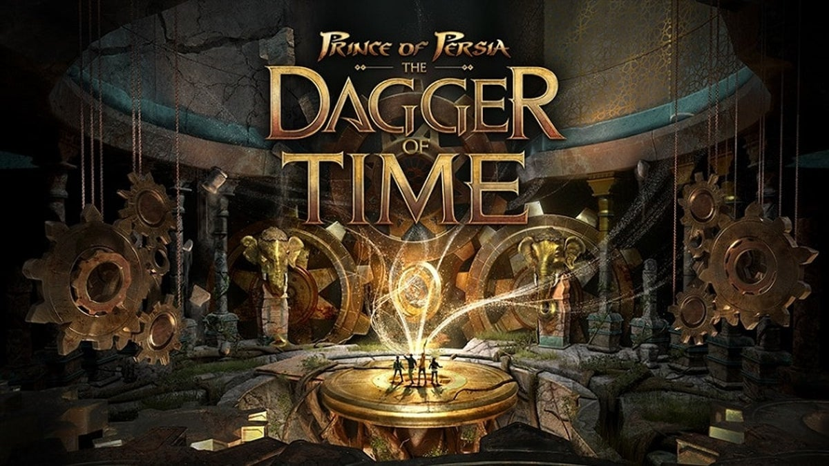 Prince of Persia : The Dagger of Time