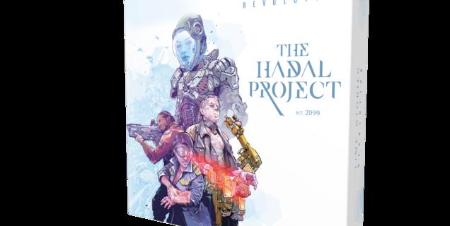 Sur un plateau | Time Stories Revolution : The Hadal Project, cycle bleu et matière grise