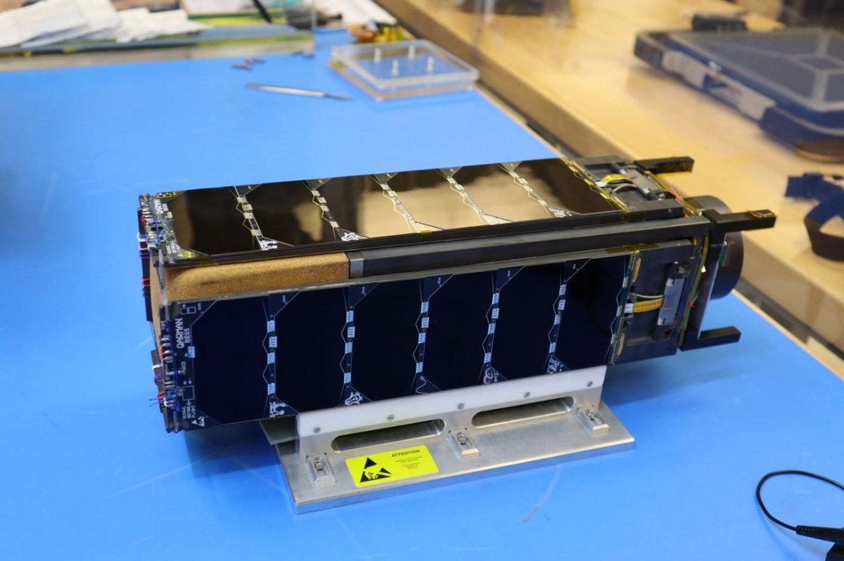 QARMAN satellite2