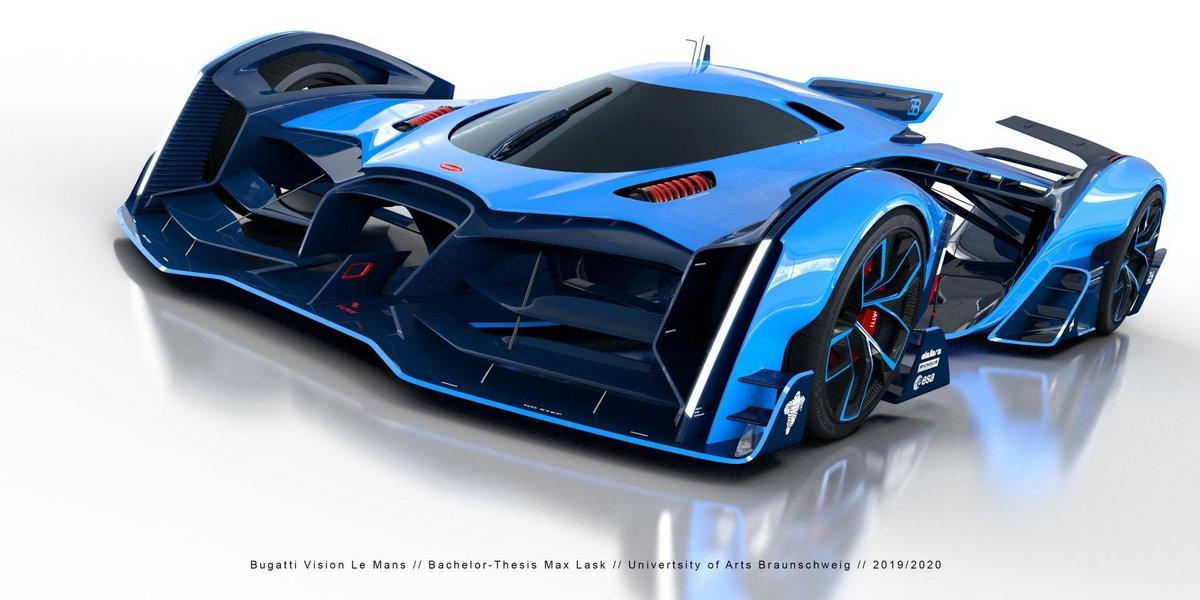 Bugatti Le Mans