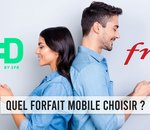 RED et Free : les meilleurs forfaits mobiles 60 Go du moment à saisir !