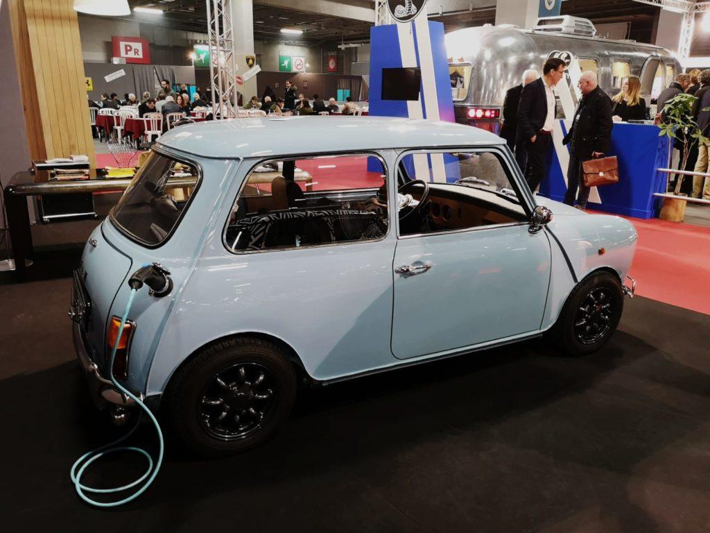 Austin mini électrique