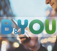 Forfait B&You lance son forfait 80 Go à seulement 13,99€/mois