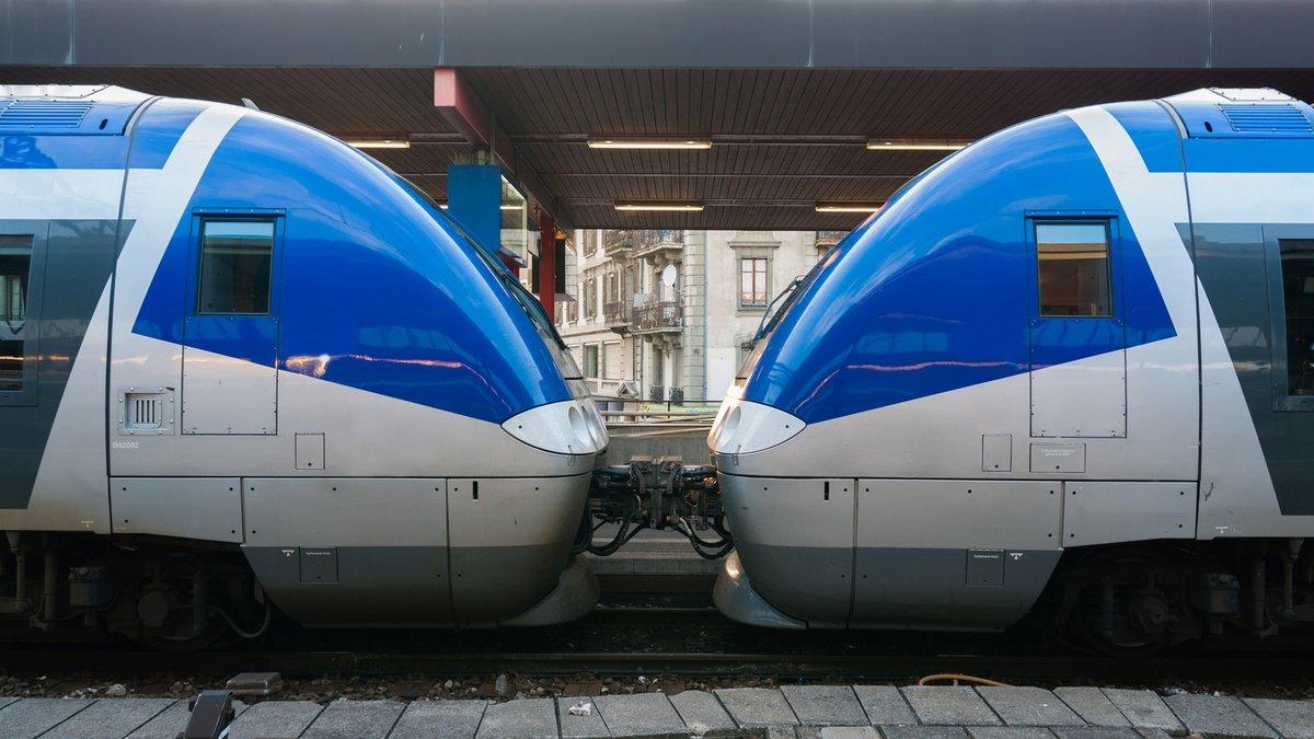 Trains Bombardier x Alstom