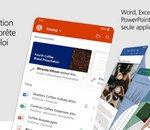 L'application Office de Microsoft est désormais disponible sur iOS (avec un mode sombre)