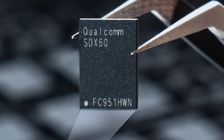 Qualcomm annonce un nouveau modem 5G, le Snapdragon X60