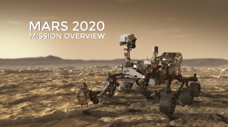 Le prochain rover de la NASA posera ses roues sur Mars dans très exactement un an