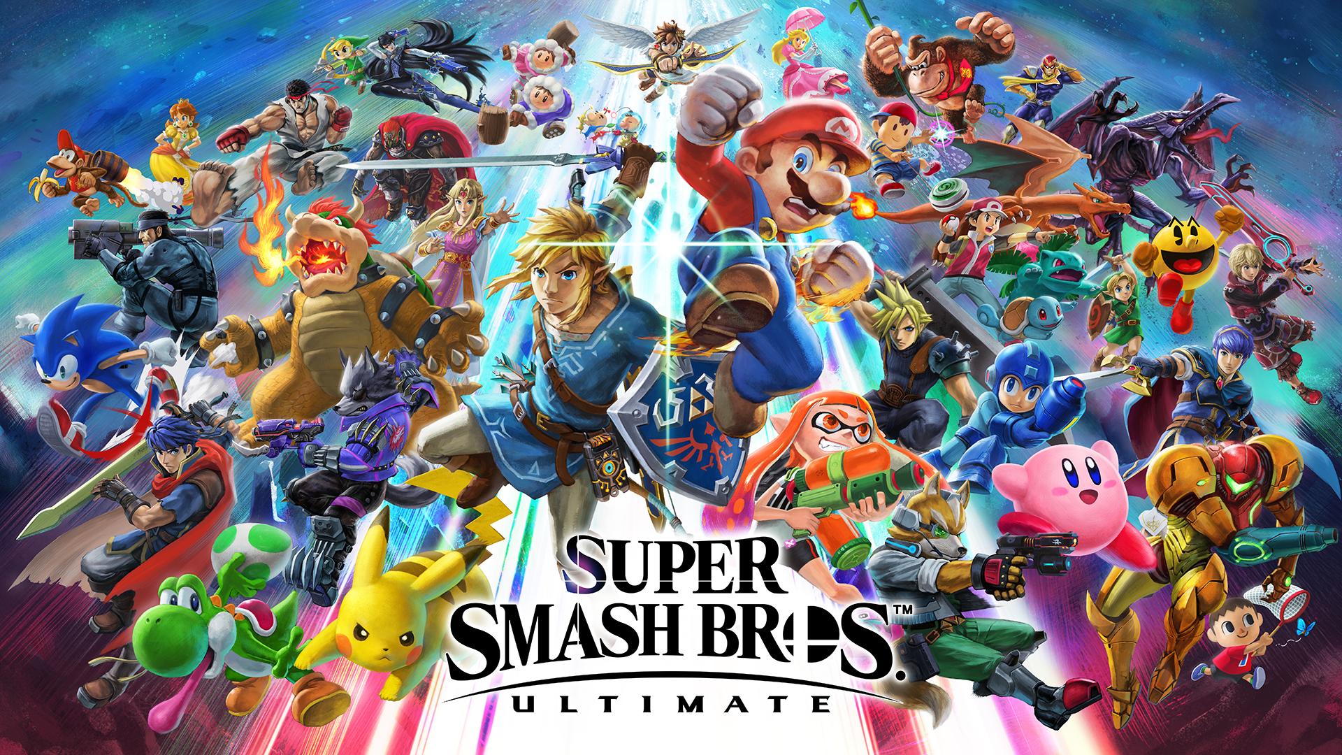Le second Fighter Pass sera le dernier DLC de Smash Bros. Ultimate
