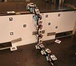 Un robot-serpent pour sauver des vies lors des séismes