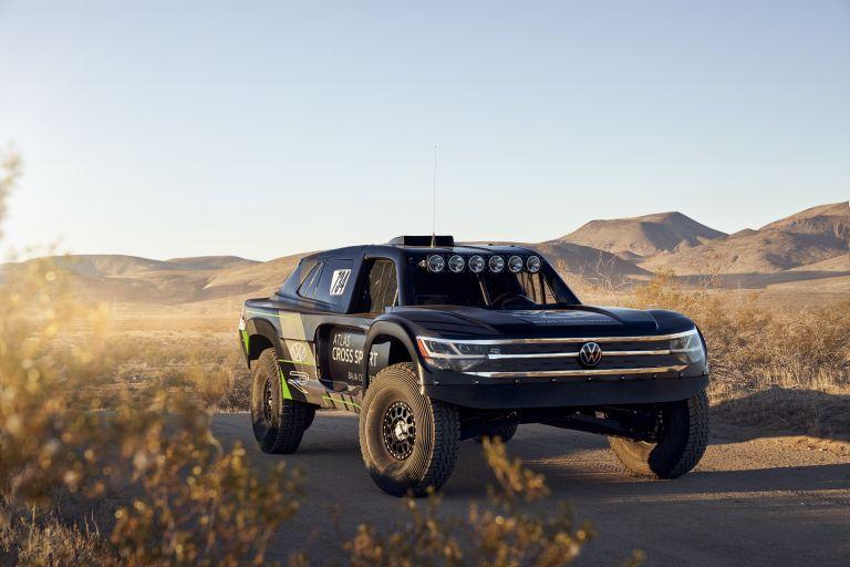 L'Atlas Cross Sport R Concept de Volkswagen