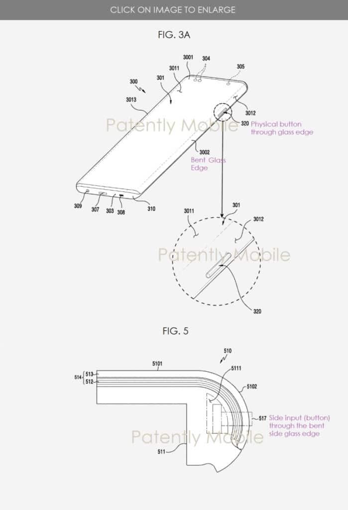 Samsung note 20 brevet 2