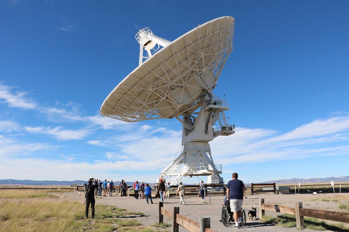 VLA telescope