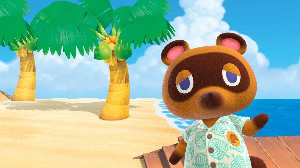 Animal Crossing New Horizons Nook