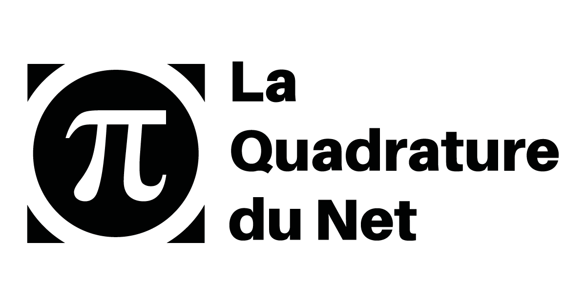Logo La Quadrature du Net
