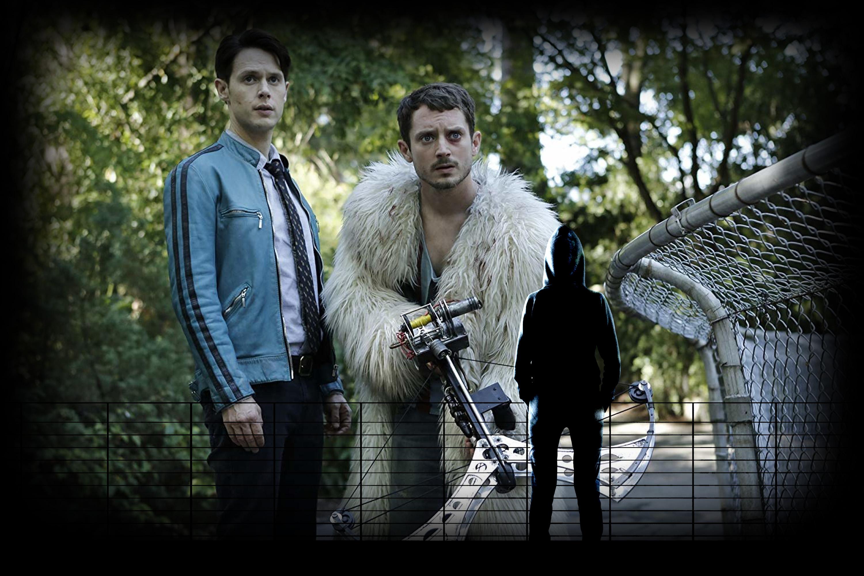 Le veilleur d'écran[s] S02E08 ú Dirk Gently, détective holistique : absurdement fantastique