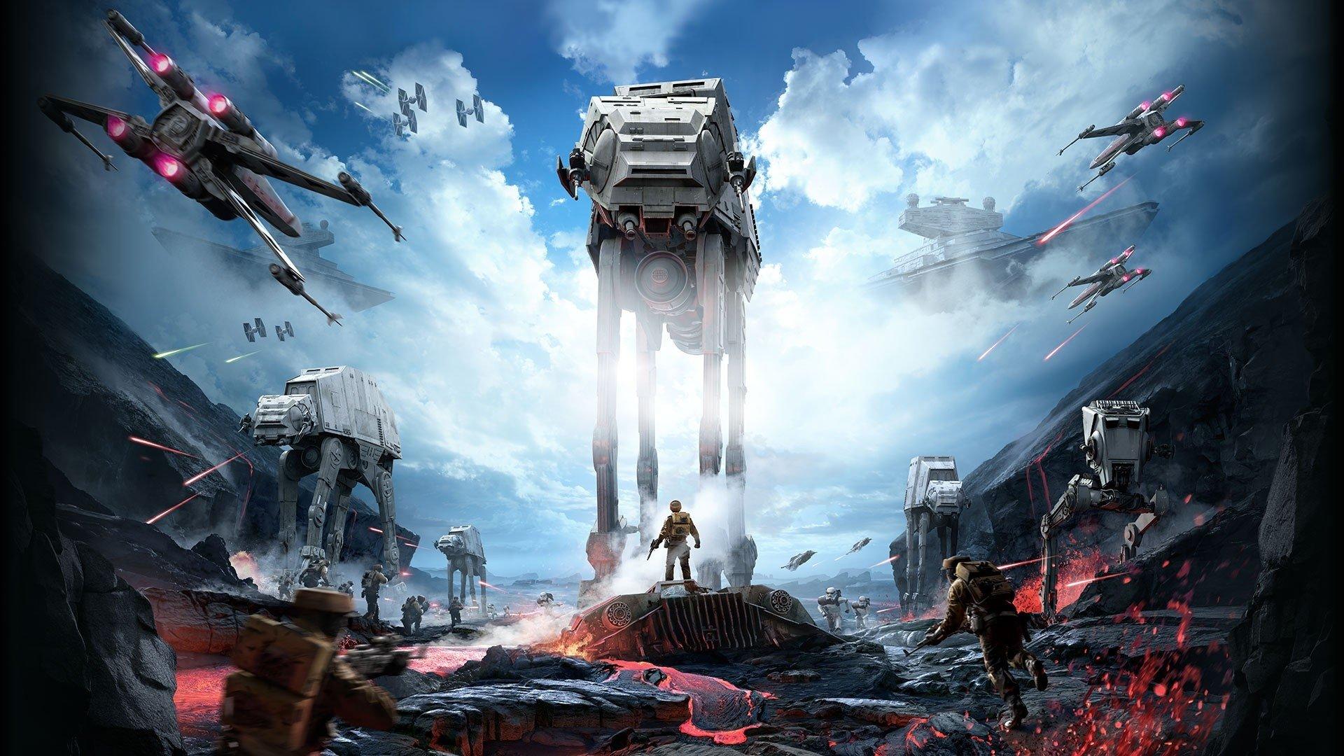 Electronic Arts aurait annulé un troisième jeu Star Wars en 2019