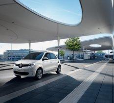 Renault Twingo Z.E : enfin une version électrique de la petite citadine