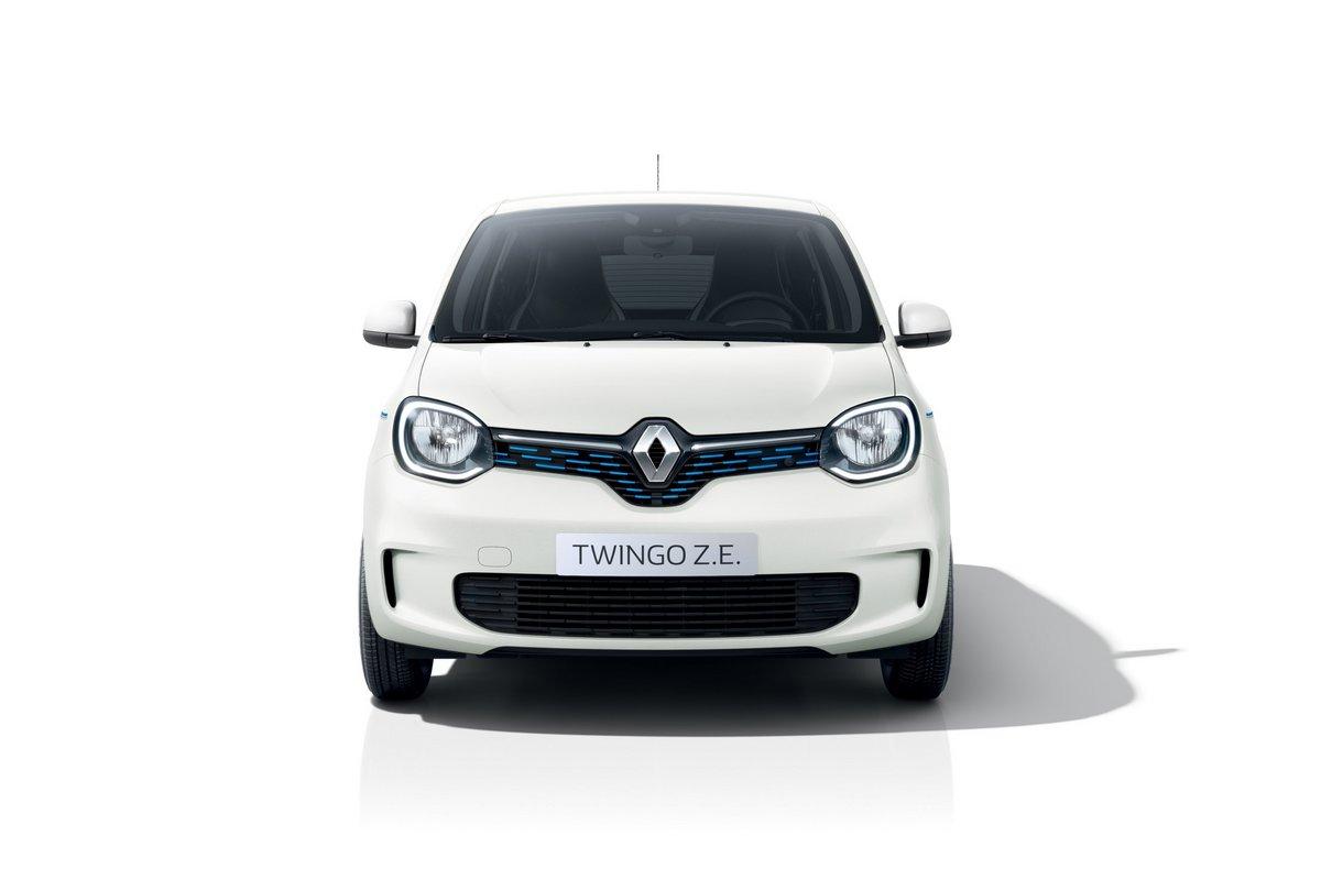 Renault Twingo ZE © Renault