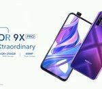 Honor présente le 9X Pro : un smartphone moyenne gamme amputé de Google