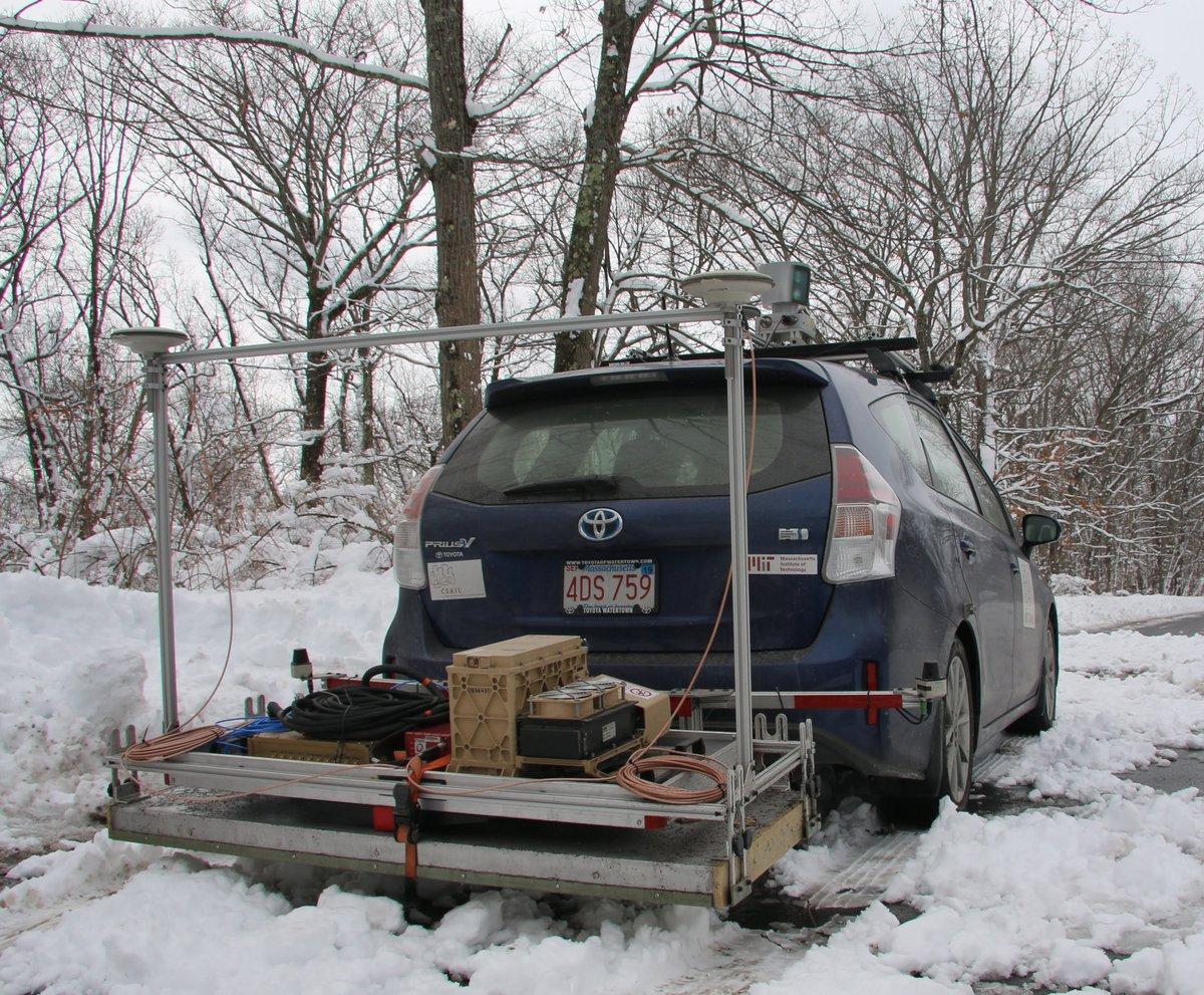 MIT CSAIL conduite autonome